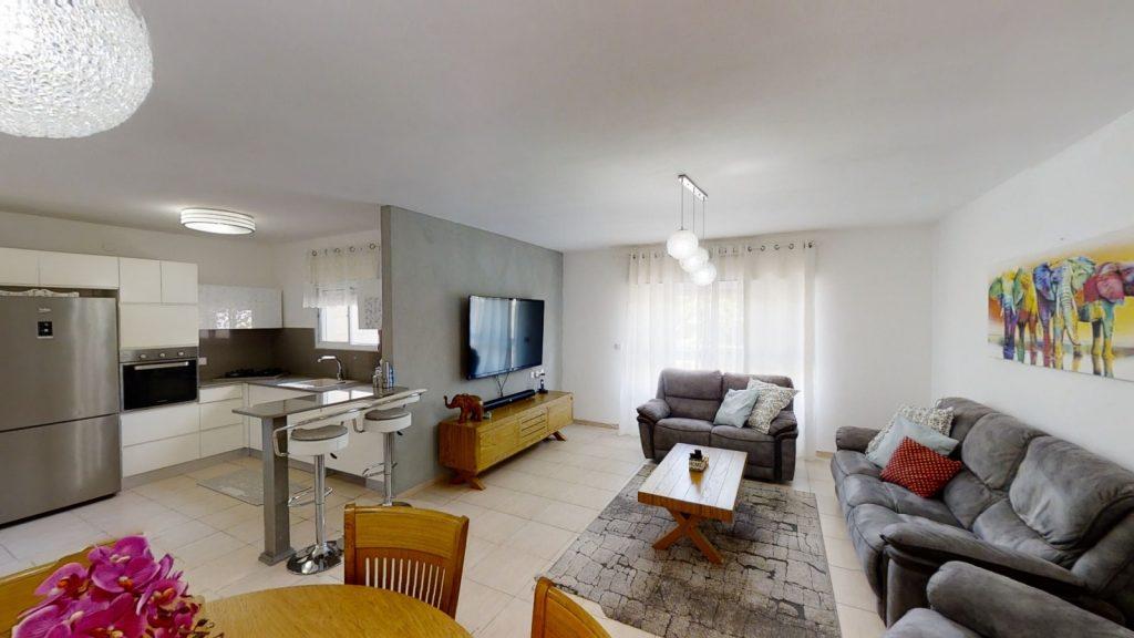 דירה, 4 חדרים, כרמיאל 1,195,000 ₪