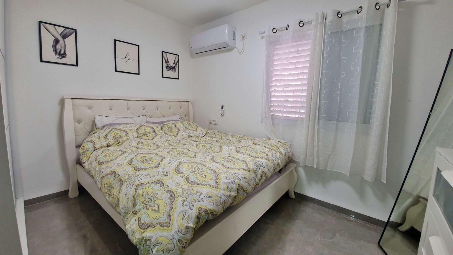 הגליל - חדר שינה